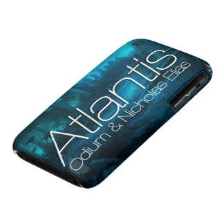 Cubierta de la Atlántida iPhone 3 Case-Mate Carcasa