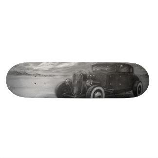 Cubierta de la barra 1932/del coche de carreras de tablas de patinar