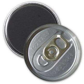 Cubierta de la bebida de la poder en el cierre de  imán redondo 5 cm