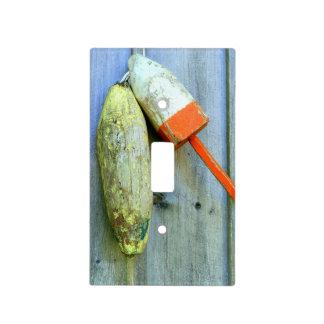 cubierta de la boya de la langosta placa para interruptor