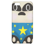 cubierta de la caja de iPod 4 del oso de panda