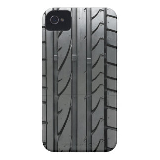 Cubierta de la caja del neumático de coche del aut iPhone 4 protectores