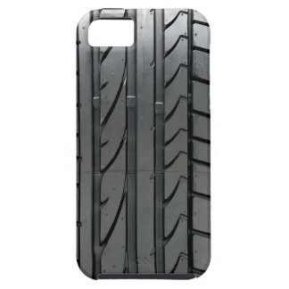 Cubierta de la caja del neumático de coche del iPhone 5 fundas