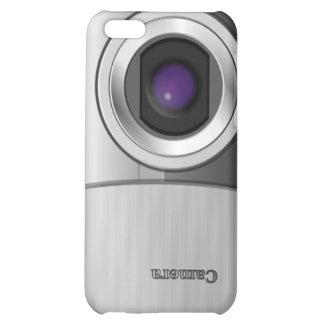 cubierta de la cámara digital Iphone4