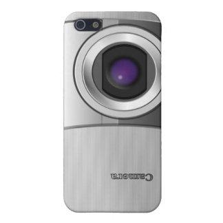 cubierta de la cámara digital Iphone4 iPhone 5 Cárcasas