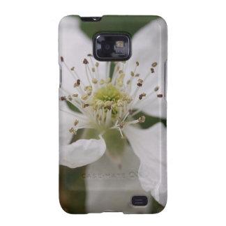 cubierta de la galaxia s2 de Samsung con el blossu Samsung Galaxy S2 Fundas