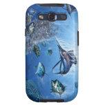 Cubierta de la galaxia S3 de Samsung del frenesí d Galaxy S3 Carcasa