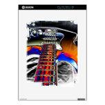 Cubierta de la guitarra de Rockn Skins Para iPad 2