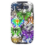 Cubierta de la mariposa para su Samsung Samsung Galaxy S3 Cárcasas