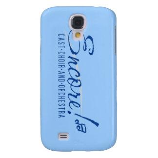 cubierta de la repetición 3G Funda Para Galaxy S4