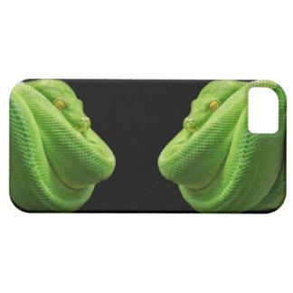cubierta de la serpiente de iphone/ipad iPhone 5 carcasas