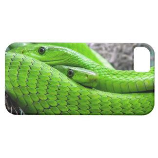 cubierta de la serpiente de iphone/ipad iPhone 5 fundas