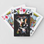 Cubierta de las tarjetas diseñadas por Ryan Griffo Baraja De Cartas