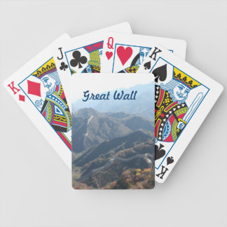Cubierta de las tarjetas - modificadas para requis barajas de cartas