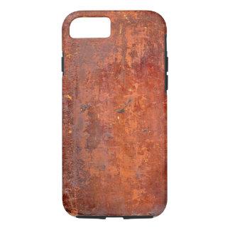 Cubierta de libro antigua encuadernada del cuero funda iPhone 7