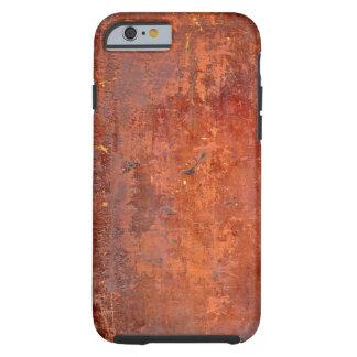Cubierta de libro antigua encuadernada del cuero funda resistente iPhone 6