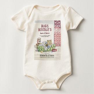 Cubierta de libro del Boodle de los insectos Body Para Bebé