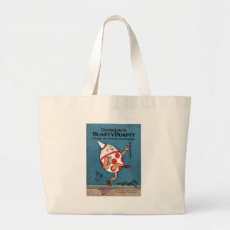 Cubierta de libro del vintage de Humpty Dumpty de  Bolsa De Mano
