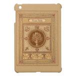 Cubierta de libro del vintage iPad mini protector