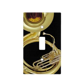 ¡Cubierta de Lightswitch - Sousaphone - escoja su Tapa Para Interruptor