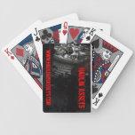 Cubierta de los activos de Haulin de tarjetas Barajas De Cartas