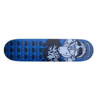 cubierta de los azules del día lluvioso por DOLLA Tablas De Skate