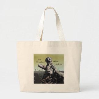 cubierta de los mythos del carácter bolsas