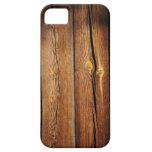 Cubierta de madera del caso del iPhone 5 de los ta iPhone 5 Cárcasa