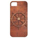 Cubierta de madera del caso del iPhone 5 del diseñ iPhone 5 Cárcasas