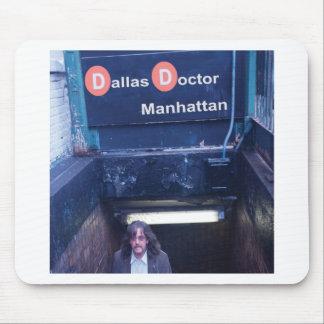 Cubierta de Manhattan Tapete De Raton