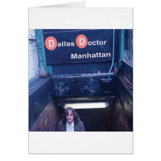 Cubierta de Manhattan Tarjeta De Felicitación