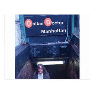 Cubierta de Manhattan Tarjetas Postales