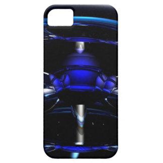 Cubierta de neón azul del iPhone Funda Para iPhone SE/5/5s