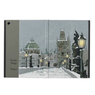 Cubierta de Powis del aire del iPad del puente de