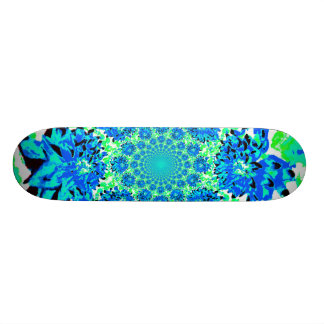Cubierta de Spinderok - de Skakeboard - verde y Skateboards