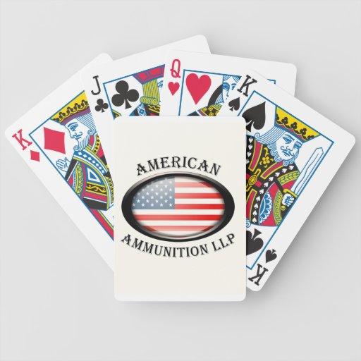 Cubierta de tarjetas baraja cartas de poker