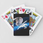 Cubierta de vuelo de Pegaso de tarjetas Cartas De Juego