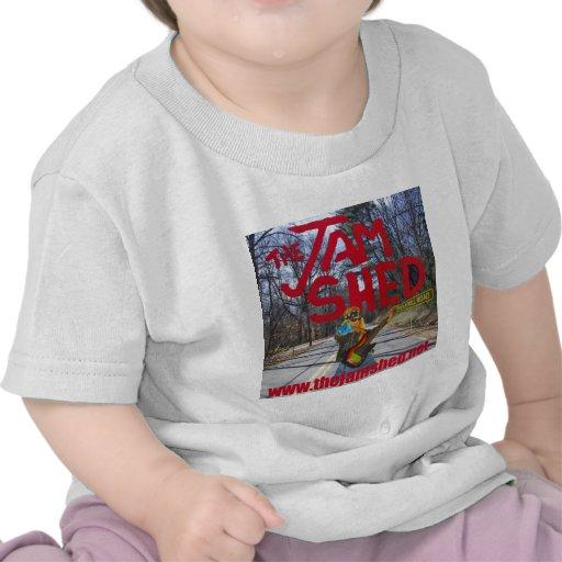 Cubierta de Wesley Camisetas