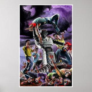 Cubierta de Zeroids 1 Poster