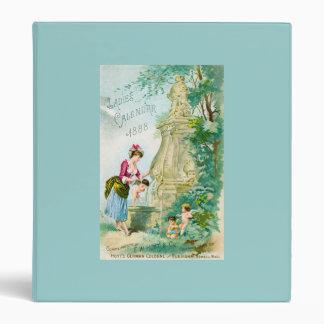 Cubierta del calendario 1888 de las señoras del vi
