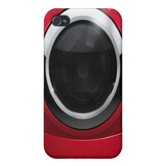 Cubierta del caso del iPhone 4/4S de la lavadora d iPhone 4/4S Fundas