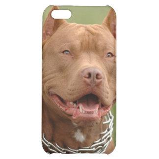 Cubierta del caso del iPhone 4 del perro de perrit