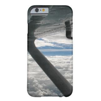 Cubierta del caso del iPhone 6 del AEROPLANO Funda Para iPhone 6 Barely There