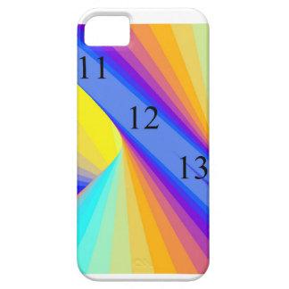 Cubierta del caso del iPhone de 111213 arco iris iPhone 5 Fundas