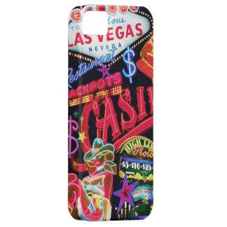 Cubierta del caso del iPhone de Las Vegas iPhone 5 Fundas