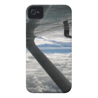 Cubierta del caso del iPhone del aeroplano