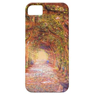 cubierta del caso del iphone del callejón del iPhone 5 carcasas