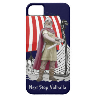 cubierta del caso del iphone del guerrero de los n iPhone 5 cobertura