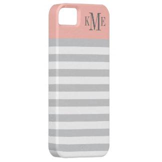 Cubierta del caso del iPhone intrépido 5 de la ray iPhone 5 Fundas