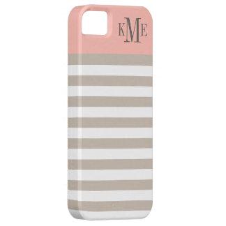 Cubierta del caso del iPhone intrépido 5 de la ray iPhone 5 Coberturas